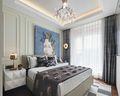 130平米三欧式风格卧室装修效果图