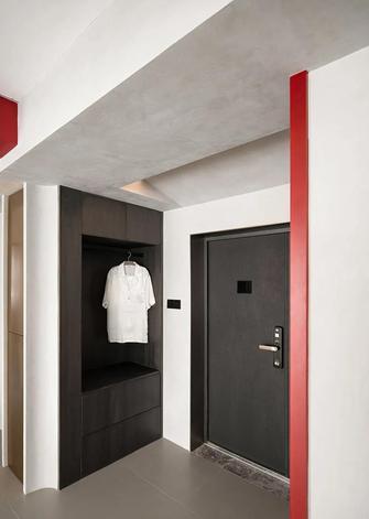 140平米三室两厅现代简约风格玄关欣赏图