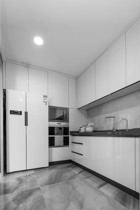 140平米四現代簡約風格廚房圖