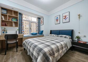 富裕型120平米三室两厅中式风格儿童房装修案例