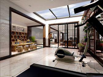 140平米别墅其他风格健身室装修效果图