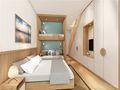 60平米一室一厅宜家风格卧室设计图