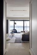 140平米三混搭风格客厅欣赏图