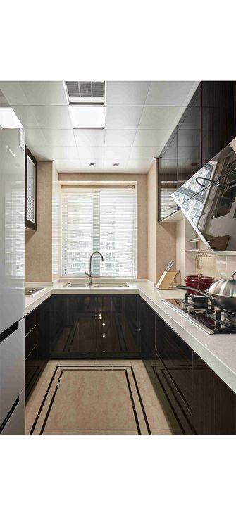 130平米三室两厅新古典风格厨房装修案例