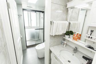 100平米三室一厅欧式风格卫生间装修案例