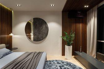 100平米公寓中式风格卧室欣赏图