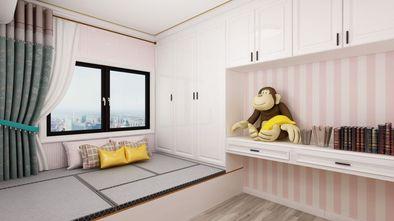 80平米三室两厅宜家风格儿童房装修图片大全