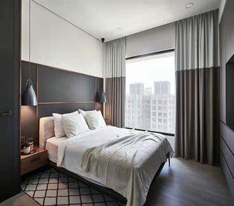 100平米四室一厅现代简约风格卧室装修效果图