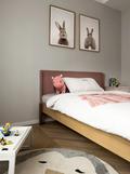 110平米三室两厅现代简约风格儿童房装修图片大全