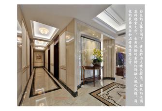 豪华型140平米四新古典风格走廊装修案例