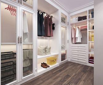 140平米三室两厅法式风格衣帽间装修效果图