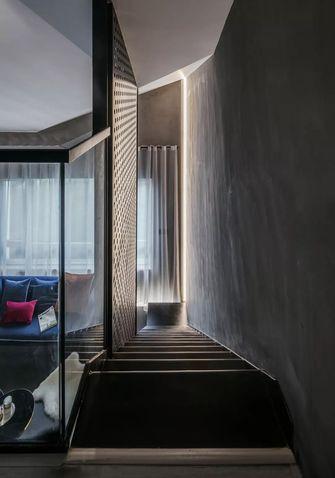 140平米复式东南亚风格楼梯间欣赏图