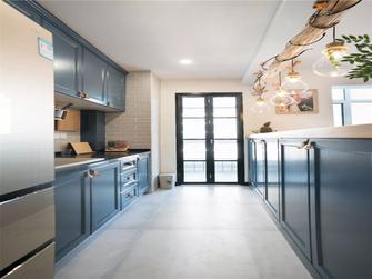 130平米四室两厅宜家风格厨房装修案例