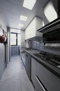 40平米小户型北欧风格厨房图