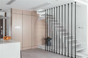 10-15万120平米现代简约风格楼梯装修案例