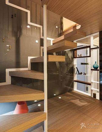 50平米复式田园风格楼梯装修效果图