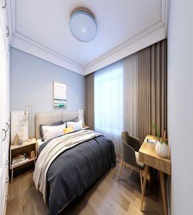 140平米四室兩廳現代簡約風格臥室圖