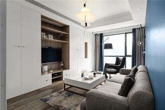 经济型80平米宜家风格客厅效果图