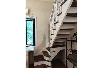 30平米以下超小户型美式风格楼梯间效果图
