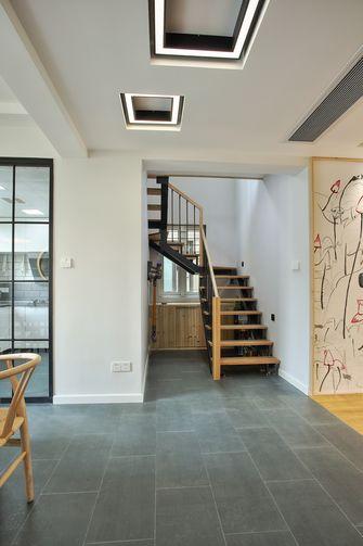 130平米三室两厅日式风格楼梯间装修案例