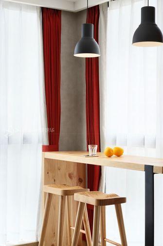 130平米三室两厅北欧风格阳光房图片