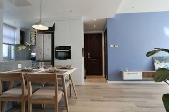 90平米三室一厅宜家风格餐厅装修案例