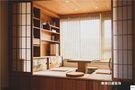 140平米复式中式风格阳光房装修效果图