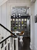豪华型140平米别墅地中海风格楼梯图片