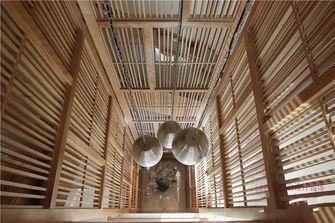 140平米别墅日式风格阳光房效果图
