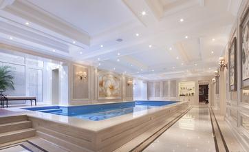 20万以上140平米别墅欧式风格健身室效果图