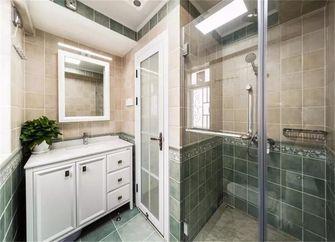 100平米四室两厅美式风格卫生间装修图片大全
