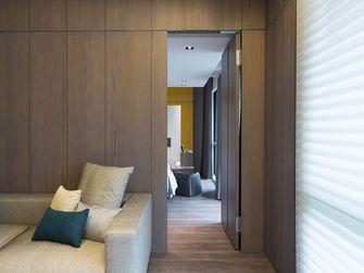 80平米现代简约风格卧室背景墙图片