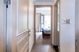 140平米四室两厅美式风格衣帽间装修图片大全