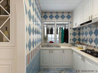 140平米四地中海风格厨房图