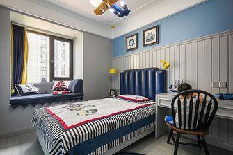 110平米三室一厅美式风格儿童房效果图