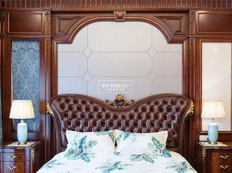 140平米别墅法式风格卧室图片