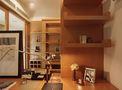 140平米四室一厅宜家风格书房装修案例