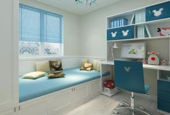 120平米三地中海风格儿童房装修案例