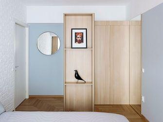 130平米四室一厅日式风格卧室图片大全