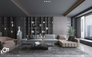 20万以上140平米四室三厅混搭风格客厅图片