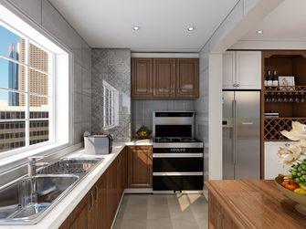 130平米四室一厅中式风格厨房图片