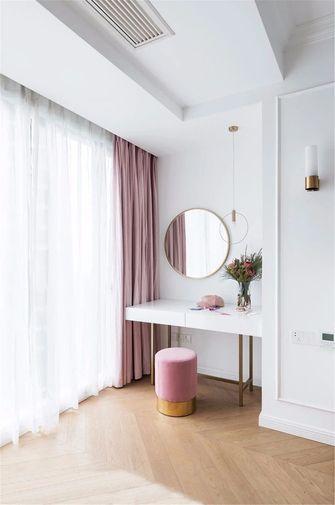110平米三室两厅法式风格梳妆台设计图