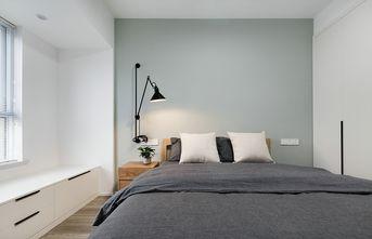 140平米三室五厅现代简约风格卧室图片