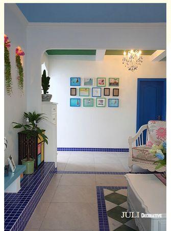 5-10万70平米一室两厅地中海风格客厅设计图