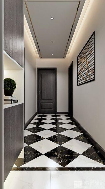 140平米三混搭风格走廊图片大全