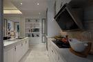 120平米三室一厅新古典风格厨房装修案例