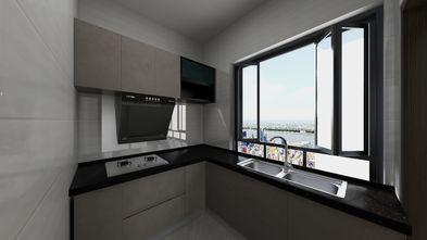 90平米三现代简约风格厨房装修案例