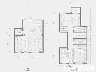 120平米三室三厅北欧风格其他区域装修案例