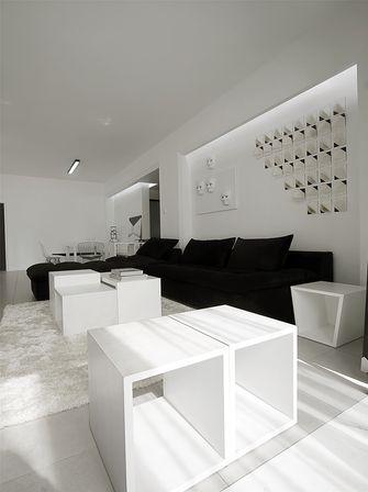 富裕型100平米北欧风格健身室图片
