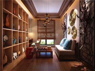 140平米四东南亚风格书房图片